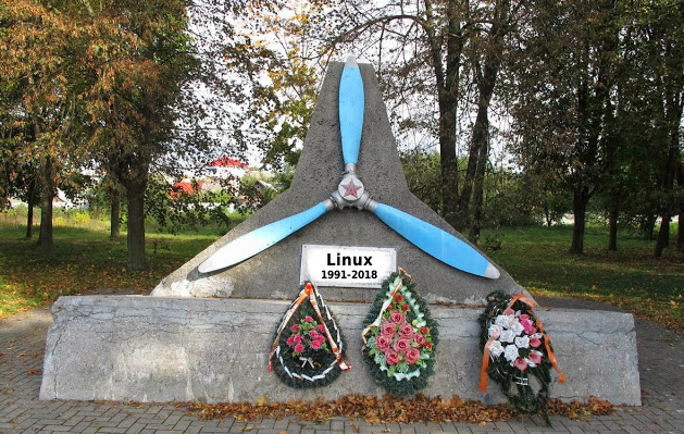 Linux RIP