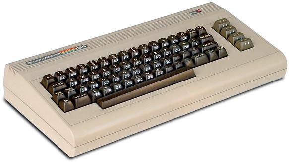 Commodore 64.
